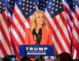 Kellyanne Conway to Biden: 'I'm Not Resigning, but You Should'