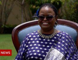 Kenya's Chief Justice Martha Koome: Tackling Kenya's corruption