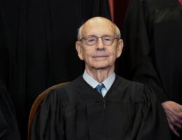Liberal Justice Stephen Breyer Brings the Fire Against Dems Who Have Ideas About Court Packing