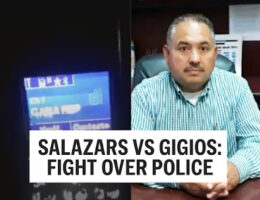 Los Salazars vs Los Gigios: Threats to New Police Director of Nogales, Sonora