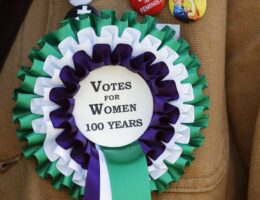 Making History: State University Bumps Beloved Suffragette for 'Feminist, Queer and Transgender' Center