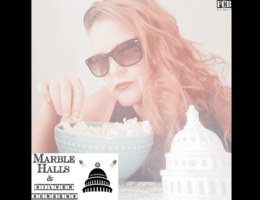 Marble Halls & Silver Screens With Sarah Lee Ep. 106: The 'Virus Funding, Courier, And Voluntary Vax Mandate' Edition