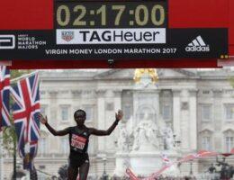 Mary Keitany: Kenyan world record holder retires