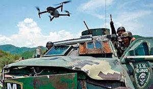 Michoacán: Terrorist Attacks, The New Strategy Of The CJNG