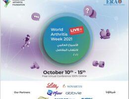 Middle East Arthritis Foundation announces 2021 webinar series to address various forms of arthritis