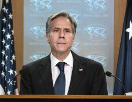 Mitt Romney Gets Antony Blinken to Make a Damning Admission