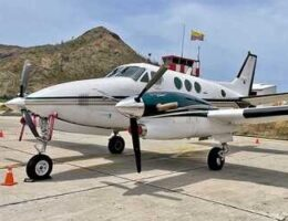 Modifying Planes to Carry Drugs - Another Criminal Speciality in Colombia