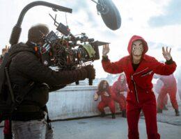 'Money Heist' Behind-The-Scenes Docuseries Arrives on Netflix