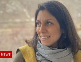 Nazanin Zaghari-Ratcliffe husband talks to Truss about detained wife