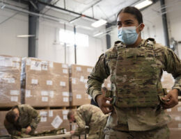 New Body Armor For The U.S. Army And Air Force