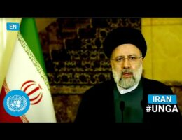 New Iran Leader Slams US In First Speech To The UN