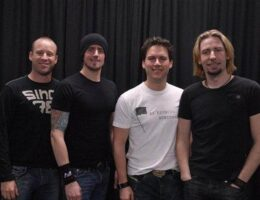 Nickelback's Unfortunately Timed Anniversary