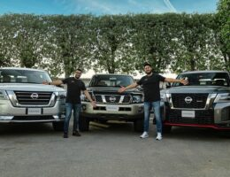 Nissan Rewards Patrol Owners In The Middle East In Celebration Of The Iconic SUV's 70th Anniversary