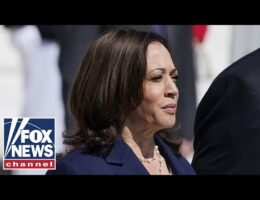 No Pushback From U.S. Vice-President Harris Against Student's 'Ethnic Genocide' Claim Against Israel
