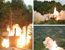 North Korea Can Now Launch Its Ballistic Missiles From Trains