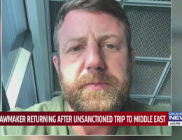 Oklahoma U.S. Congressman heading home after unsanctioned trip to Middle East