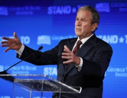 On the Defense and Criticism of George W. Bush Over His 9/11 Comments