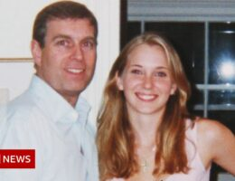 Papers can be served on Andrew's US lawyer - judge