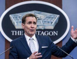 Pentagon Spox John Kirby Shows How Bankrupt the Biden Admin Is