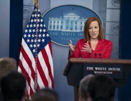 Peter Doocy Corners Jen Psaki Over Mayorkas and Whether Joe Biden Has Ever Visited Southern Border