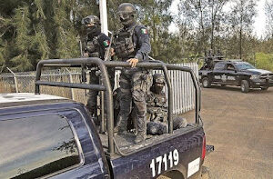 Prosecutor's Office Going After 40 Police Officers For The 2015 Massacre In Tanhuato