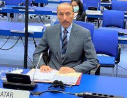 Qatar presents Arab Group&#39 s views on Israeli nuclear capabilities, IAEA safeguards in Middle East