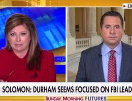 "Rep. Devin Nunes: ""We've Made 14 Criminal Referrals – We Expect Durham to Do His Job"" (VIDEO)"