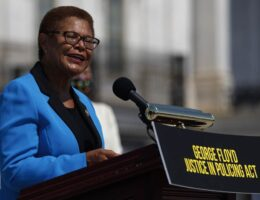 Rep. Karen Bass to Announce a Run for L.A. Mayor, Signaling a Continued Slide Into Communism
