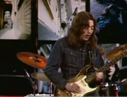 Rory Gallagher's Debut Album Receives the Deluxe Treatment