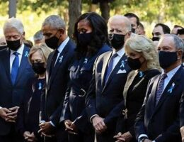 Rudy Giuliani Shares the Truth – Clinton, Obama and Biden Were at 9-11 Ceremony for Political Purposes