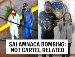 Salamanca Bombing Not Cartel Related, But Due To Personal Dispute Says Prosecutor's Office