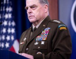Sen. Cotton: Let's Hear Gen. Milley Respond to Allegations Before Demanding Dismissal