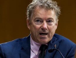 Sen. Rand Paul to Newsmax: Dems Have to Go Alone on Spending, Debt