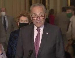 Senate Republicans Block Attempt by Schumer to Suspend Debt Ceiling… AGAIN
