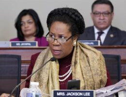 Sheila Jackson Lee's Comment About the Border Is Detached From Reality