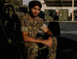Sikh's In The U.S. Marine Corps.