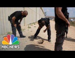 Six Palestinians Escape High-Security Israeli Prison