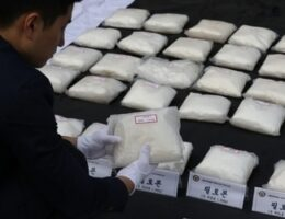 South Korea Becomes Transit Point for Mexican Methamphetamine
