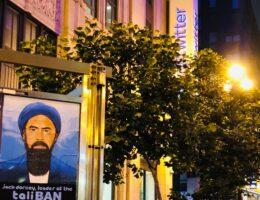 TaliBANNED: Laura Loomer Has Street Art of Jack Dorsey Plastered All Around Twitter HQ (VIDEOS)