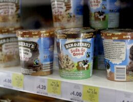 That Ben & Jerry's Boycott of Israel Is Backfiring, as States Are Dropping the Company From Investments
