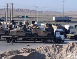 The Biden Effect: US Military Vehicles Left by Joe Biden and Captured by Taliban Spotted Inside Iran