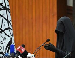 The Burqa Is Back At Kabul University