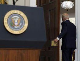 The Buzzsaw Awaits Joe Biden and His Cohorts