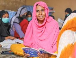 The Citizens Foundation Celebrates Education for Women on UN International Literacy Day