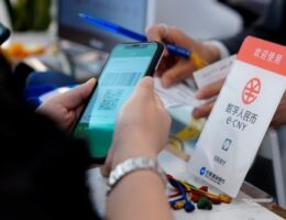 The digital renminbi and the rise of central bank digital currencies