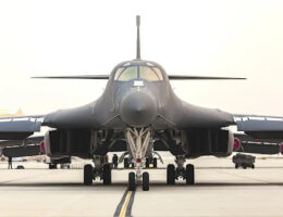 The Last Of B-1B Bombers Slated For Early Retirement Have Arrived At The Boneyard