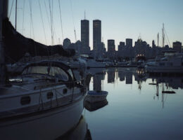 The Last Sunrise Between The Twin Towers (Photo Gallery)