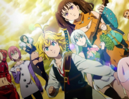 'The Seven Deadly Sins: Cursed by Light' Coming to Netflix in October 2021