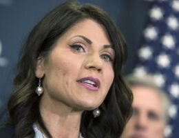 The Takedown of SD Gov. Kristi Noem Ramps up, But What Does It Portend?
