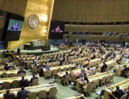 The UN Announces Its Next Ritual Screwing of American Taxpayers